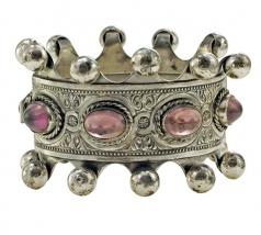 Napier Crown Motif Bracelet
