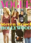 "Vogue Italia January 2005 ""Steven Meisel Hollywood"""