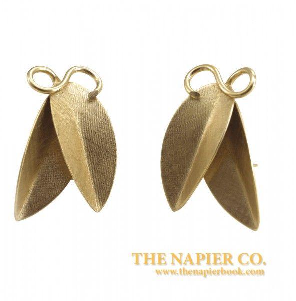 "Vintage Napier ""Doris Day"" Earrings"