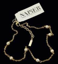 Vintage c. 2000s Napier Necklace