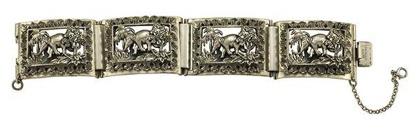Napier Mamie Eisenhower Bracelet