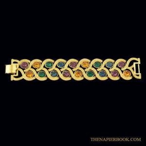 Napier Limited Edition Rhinestone Bracelet