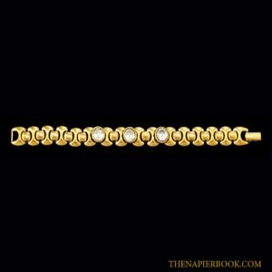 "Napier ""Crystal Basics"" Rhinestone Bracelet"