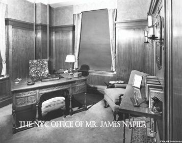 Napier New York President Office