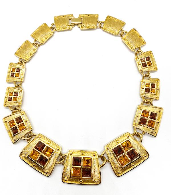 Gorgeous Napier Galleria Collar Necklace