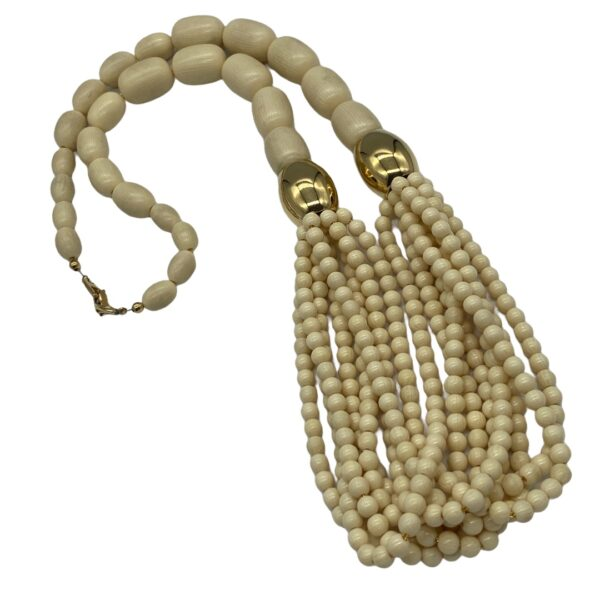Napier Ivory Collection Necklace